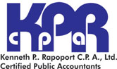 Kenneth P. Rapoport | Tax | Accounting